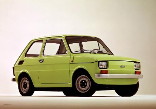 Fiat 126 -  600