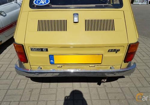 Fiat 126 -  650