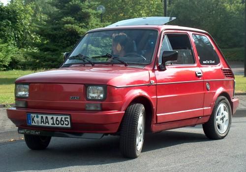 Fiat 126 -  700