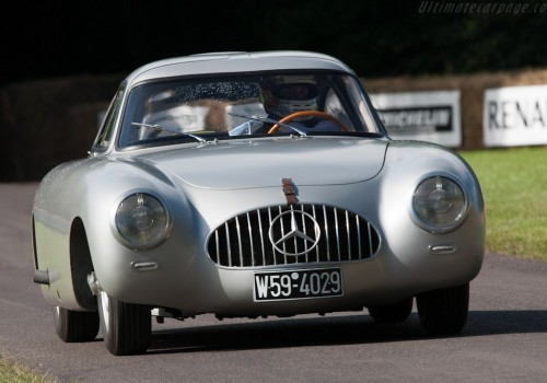 Mercedes-Benz 300 SL -  Competition Coupe