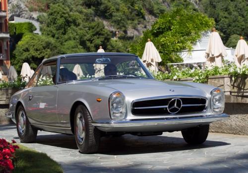 Mercedes-Benz W113 Pagode -  230 SL Pininfarina Coupe
