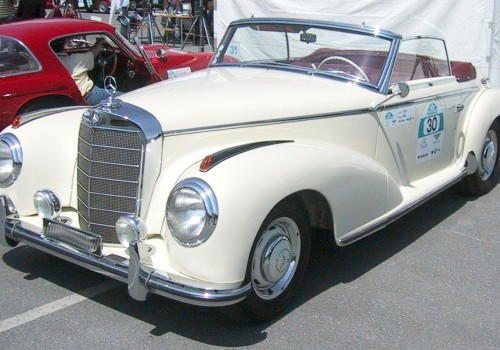 Mercedes-Benz 300 -  S Coupe