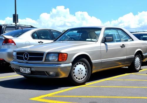 Mercedes-Benz W124 -  T-mod. (S124) 300 TE