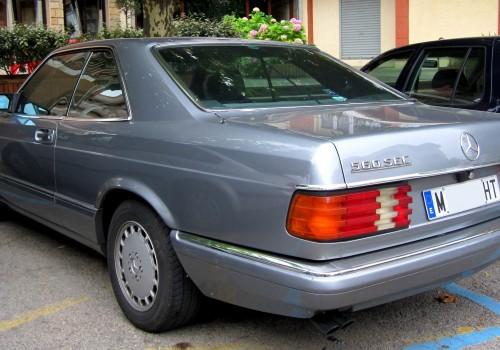 Mercedes-Benz W124 -  T-mod. (S124) 300 T D  (113 Hp)