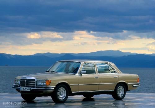 Mercedes-Benz W116 S-class -  280 S  (156 Hp)