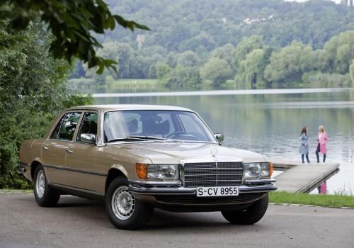 Mercedes-Benz W116 S-class -  280 S