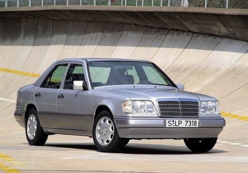 Mercedes-Benz W124 -  E-Class E 300 4-matic  (180 Hp)