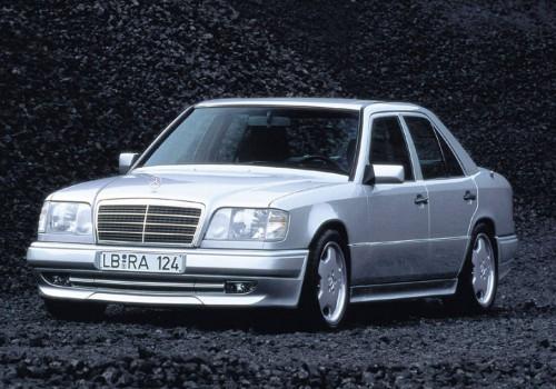 Mercedes-Benz W124 -  E-Class E 200 D  (75 Hp)