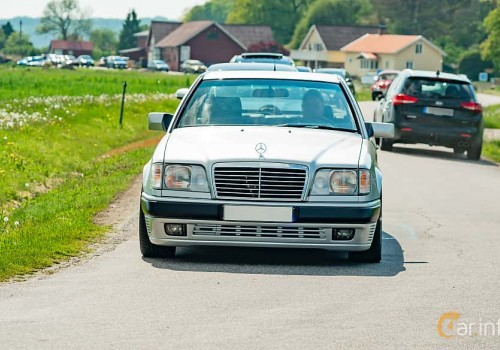 Mercedes-Benz W124 -  Coupe (C124) 300 CE  (180 Hp)
