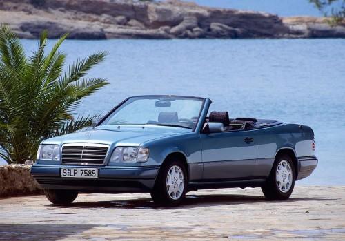 Mercedes-Benz W124 -  E Class Cabrio (A124) AMG E 36  (272 Hp)