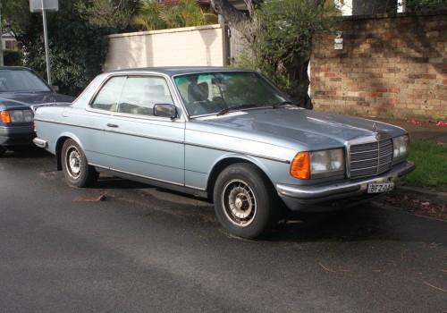 Mercedes-Benz W123 -  Coupe (C123) 280 CE