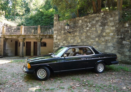 Mercedes-Benz W123 -  Coupe (C123) 300 C Turbo-D