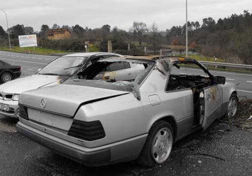 Mercedes-Benz W124 -  Coupe (C124) 230 CE