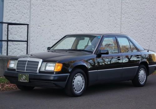 Mercedes-Benz W124 -  300 D Turbo - 2e série