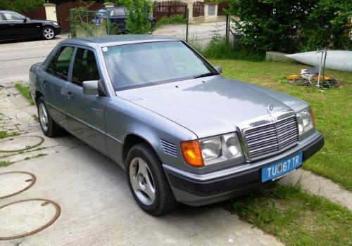 Mercedes-Benz W124 -  250 D Turbo  Automatic