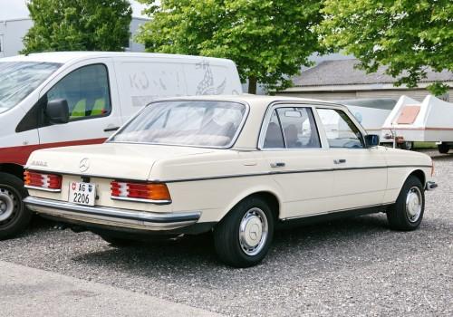 Mercedes-Benz W123 -  280