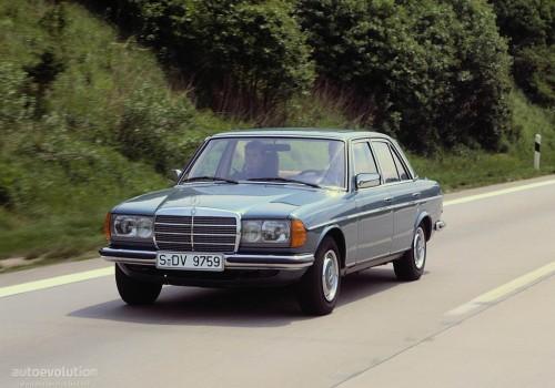Mercedes-Benz W123 -  280 E