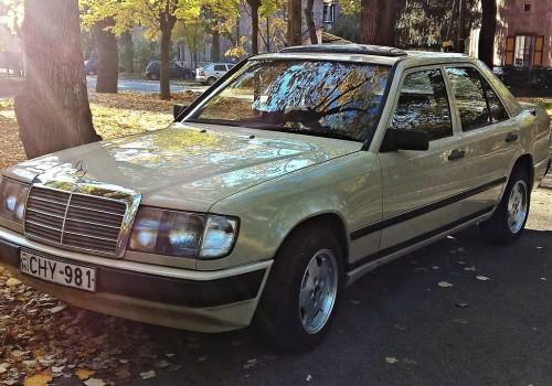 Mercedes-Benz W124 -  200 D