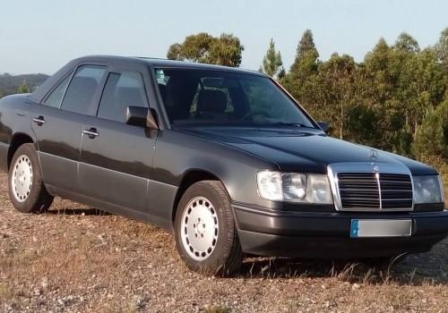 Mercedes-Benz W124 -  200 D - 2e série