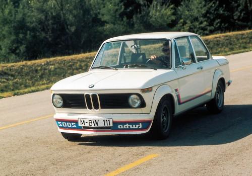BMW 2002 -  Turbo