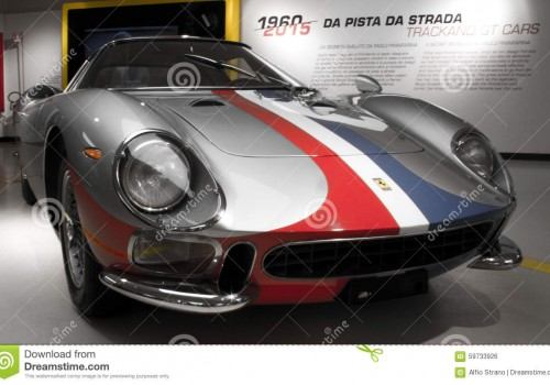 Ferrari 250 LM -  Pininfarina Stradale Speciale