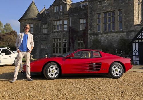 Ferrari Testarossa -  Serie I