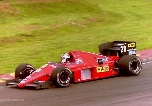 Ferrari F1-86