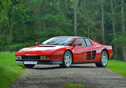 Ferrari Testarossa -  Serie II