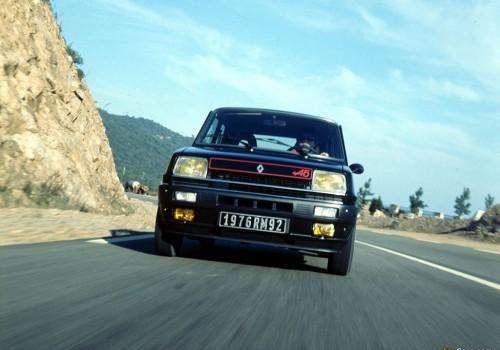 Renault R5 -  Alpine