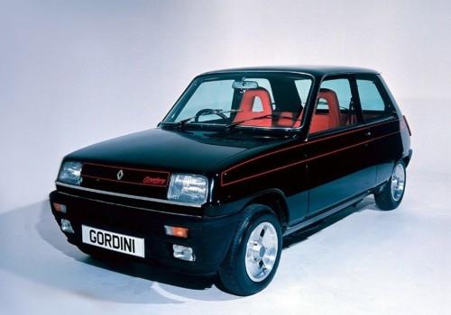 Renault R5 -  Gordini