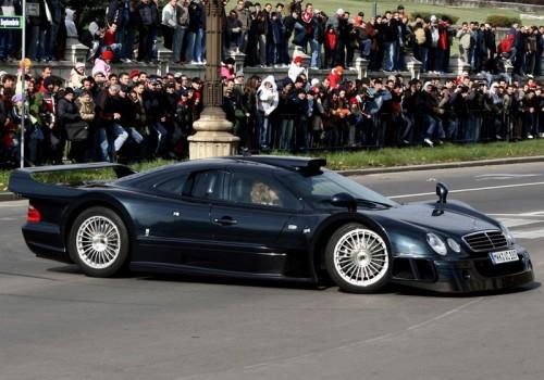 Mercedes-Benz CLK-GTR -  Super Sport
