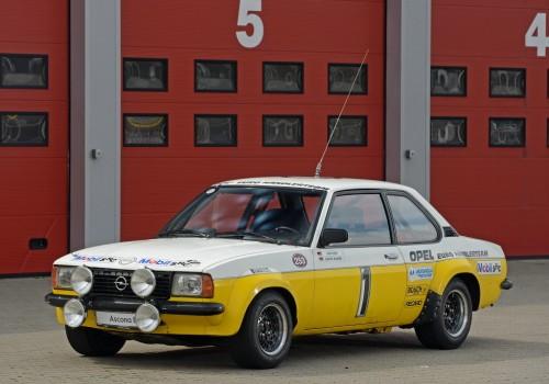 Opel Ascona -  (B) i2000 S Rally