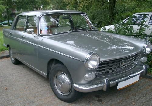Peugeot 404 -  8