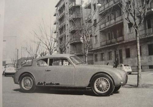Lancia Aurelia -  B20 Tinarelli