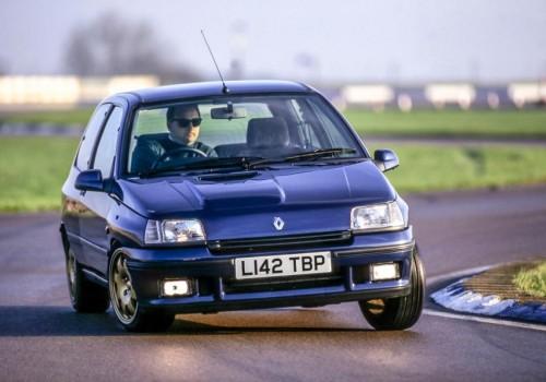 Renault Clio -  Clio 1 - Williams