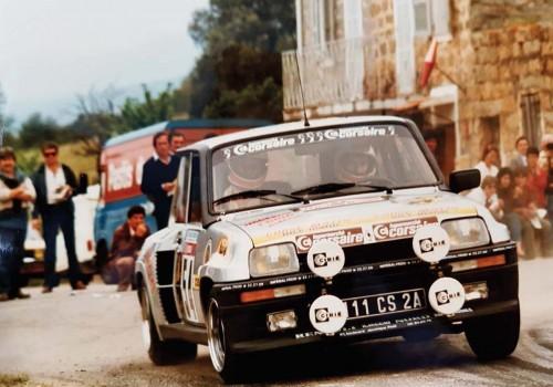 "Renault R5 -  Turbo ""Cévennes"""