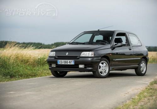 Renault Clio -  Clio 1 - 1.8 RSI