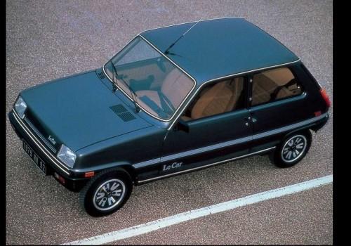 Renault R5 -  Le Car