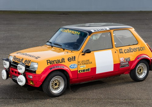 Renault R5 -  Rallye Group 2