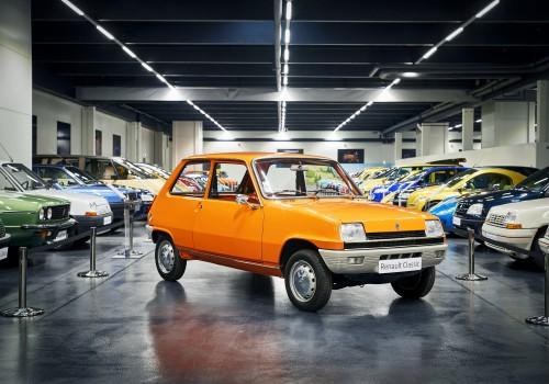 Renault R5 -  TL (phase 1)