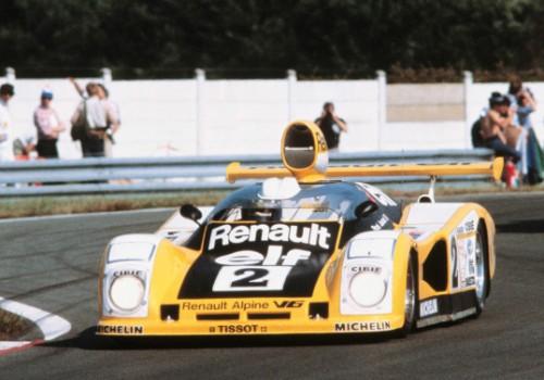 Renault Alpine A442 -  A442 B