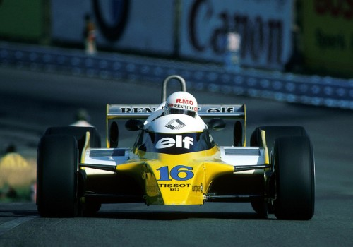 Renault RE20 -  RE20 1980