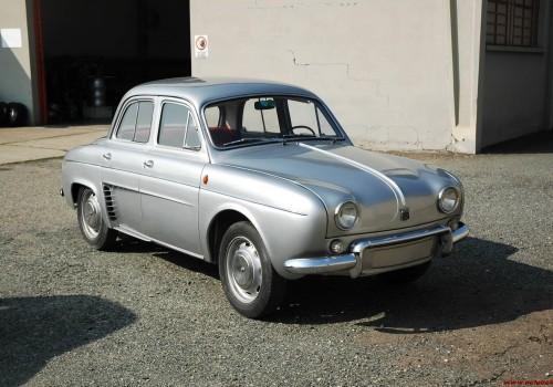 Renault Dauphine -  Gordini