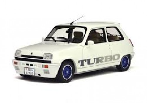 Renault R5 -  Gordini Turbo