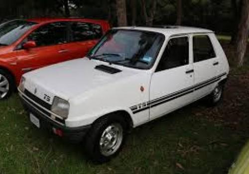 Renault R5 -  TS (phase 2)