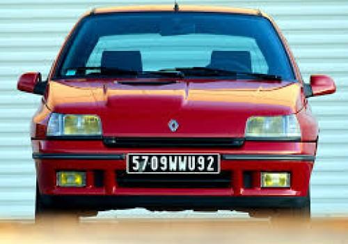 Renault Clio -  Clio 1 - 16s