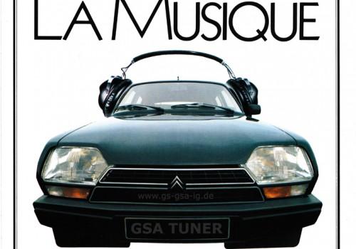 Citroën GSA -  Tuner