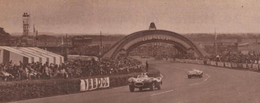 Hawthorn devant Castellotti