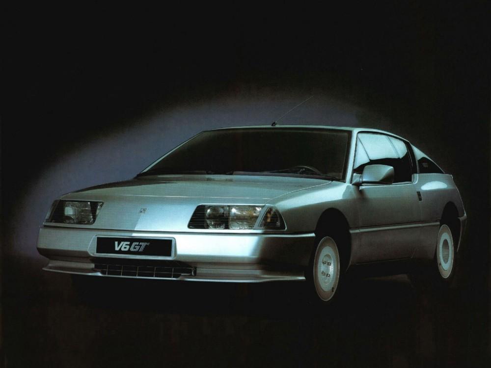 Alpine GT