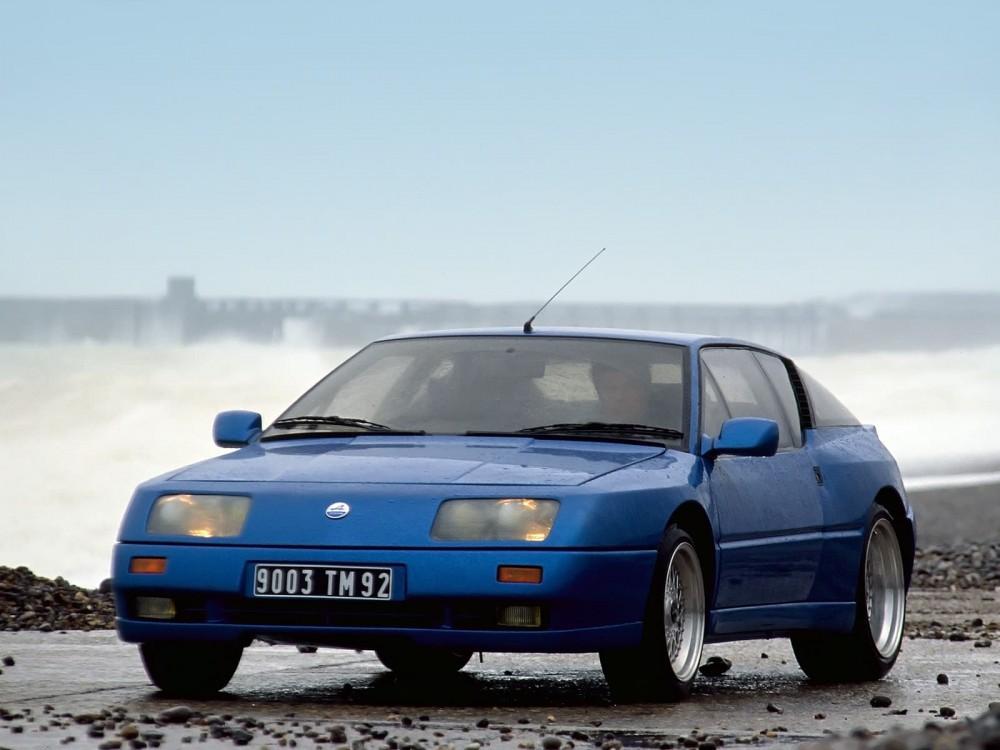 Alpine V6 Turbo Le Mans